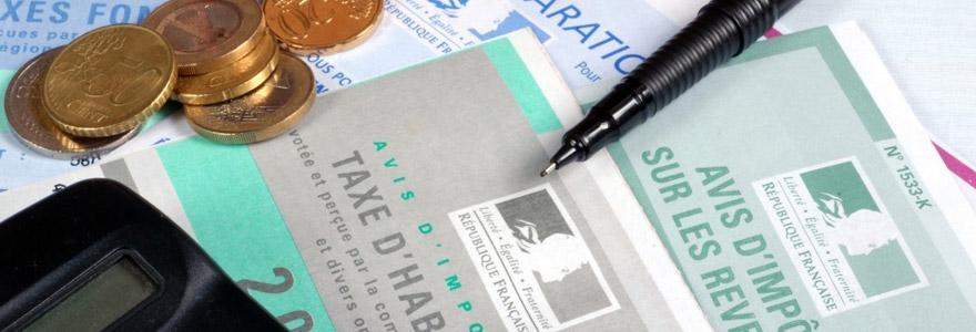 impôts avec la loi Pinel