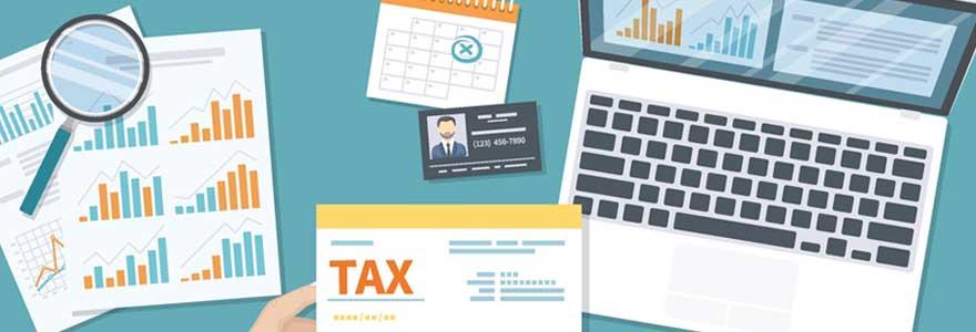 Guide d'impôts en ligne